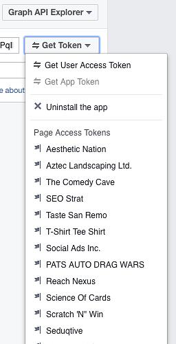 Whitelisting Domains for Facebook Send API - Announcements