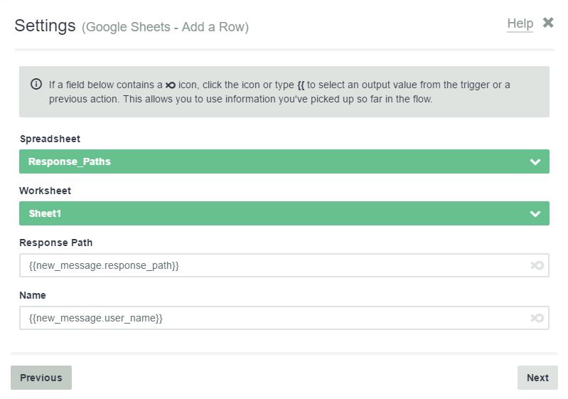Google Calendar - New Event - Questions - Flow XO Community