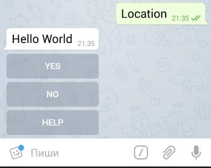 Requesting Location in Telegram - Announcements - Flow XO Community